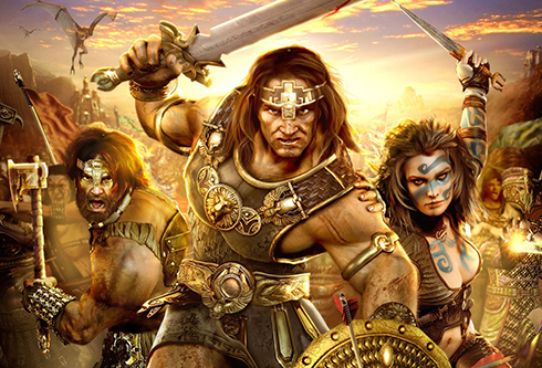 Age of Conan: Hyborian Adventures. Russian localization