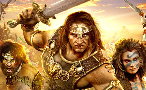 Age of Conan: Hyborian Adventures is published in Russia