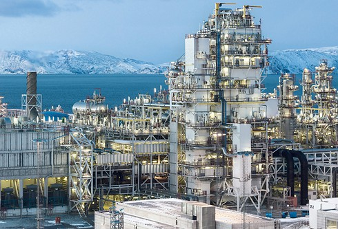 Translating documentation for a gas and chemical complex (The Linde Group)