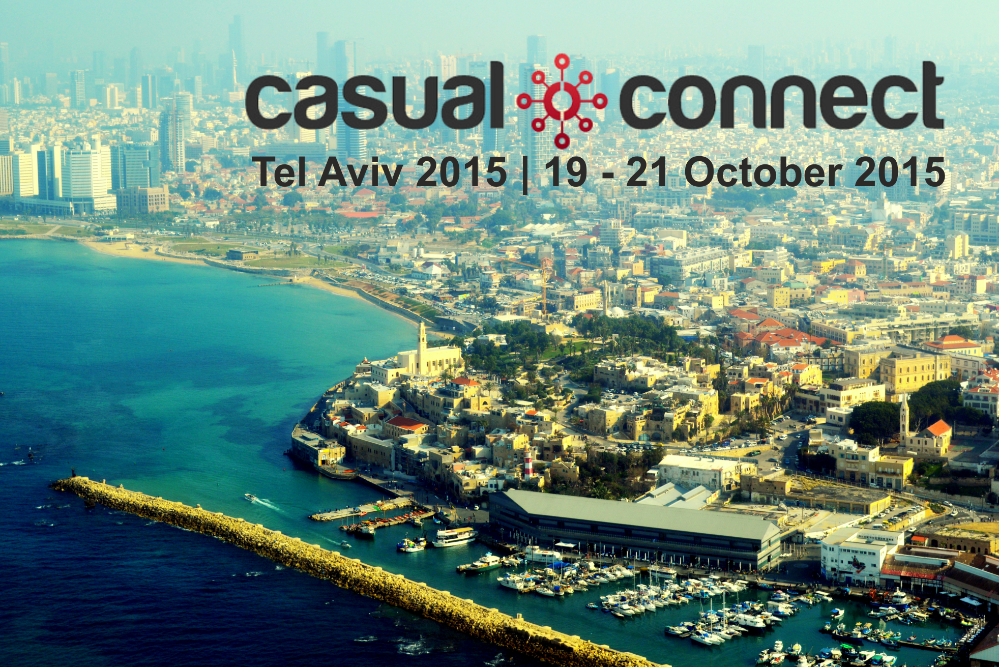 Attending the Casual Connect conference