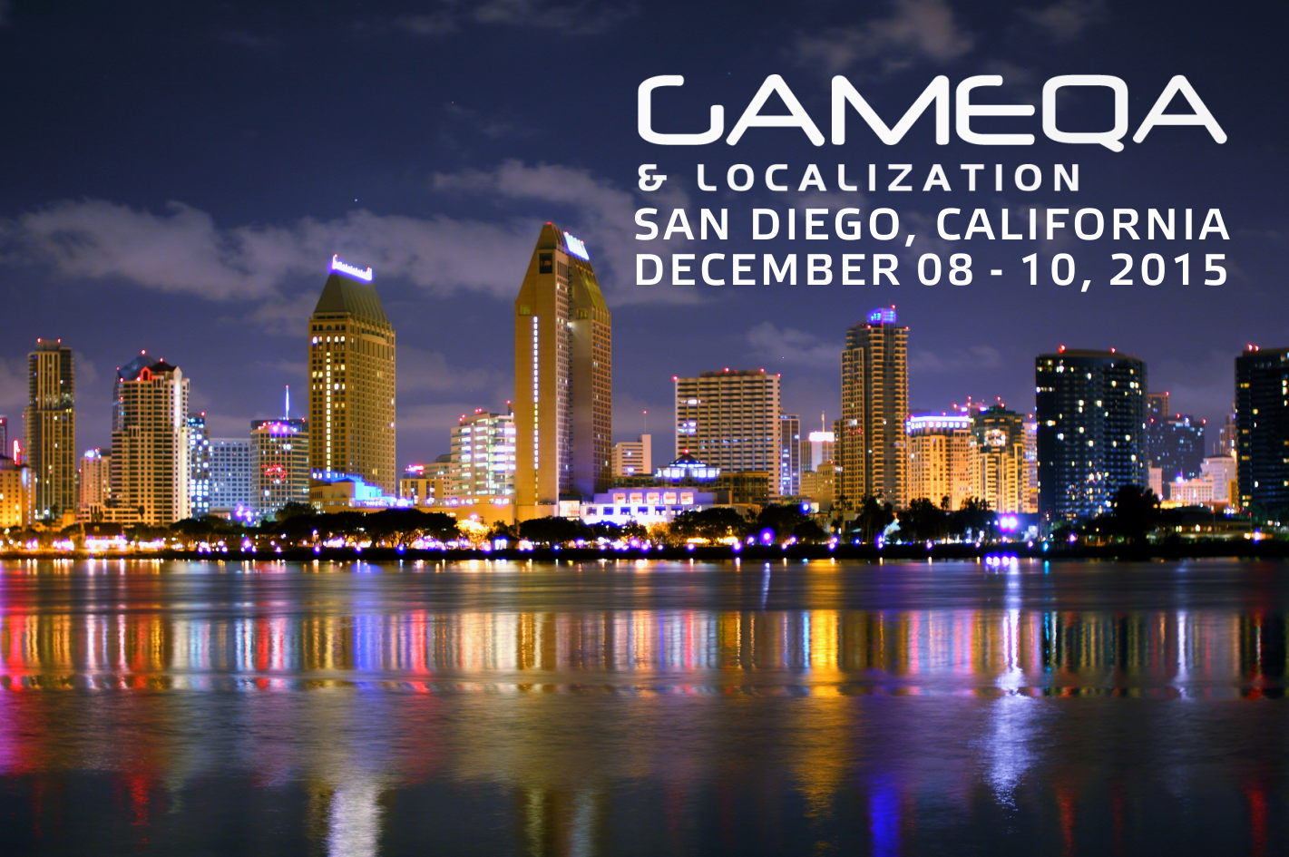 Attending the San Diego Game QA & Localization conference