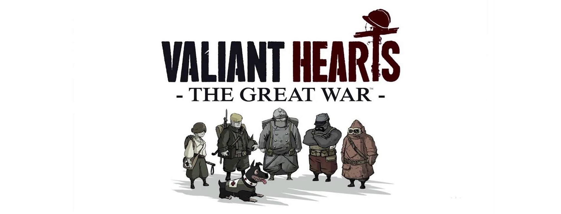 VALIANT HEARTS: THE GREAT WAR LOCALIZATION, TESTING, AND VOICEOVER